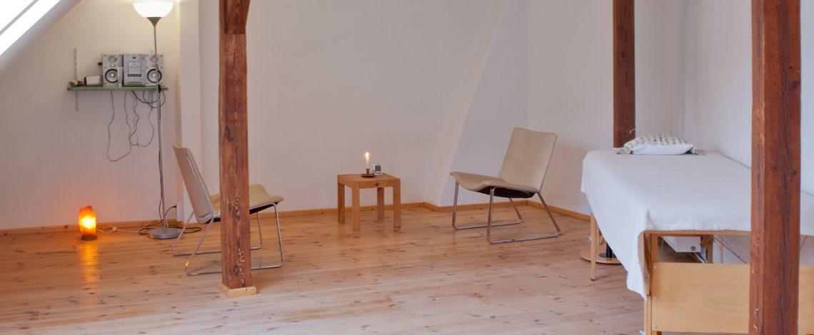 Raum für Einzeltherapie